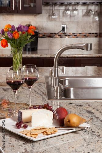 Contemporary Custom Kitchen - 57170972
