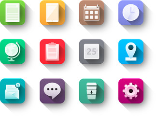 work icons