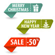 Collect Christmas Signs