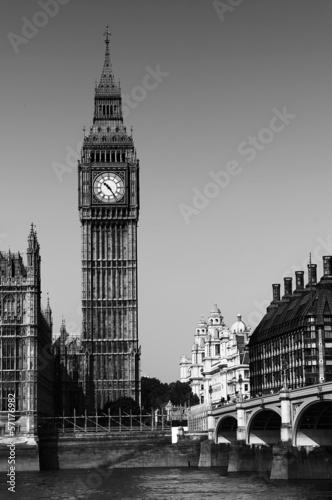 Zdjęcia na płótnie, fototapety na wymiar, obrazy na ścianę : Big Ben