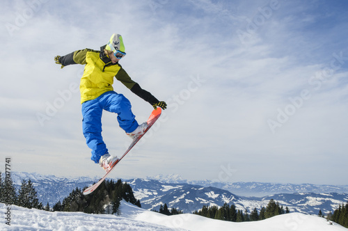 Freestyle-Snowboarding