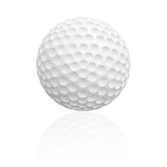 golf raster