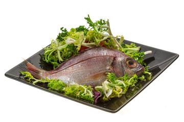 Raw Sea Perch