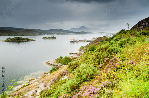 Loch Alsh and Skye Bridge
