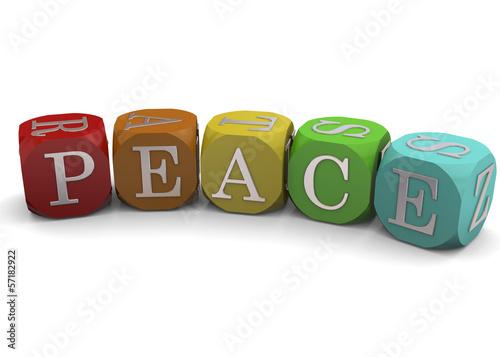 PEACE - 3D