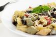Prepared Conchiglie Pasta Salad