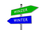 Winzer / Winter