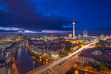 Berlin, Germany Cityscape