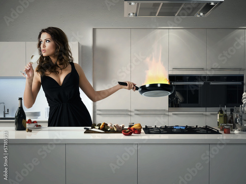 cooking - 57185933