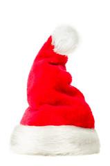 isolierte Nikolausmütze
