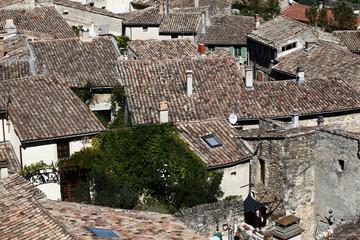 Hausdächer, Provence