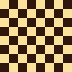 popular brown oak checker chess square abstract background vecto