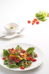 Bacon salad 1
