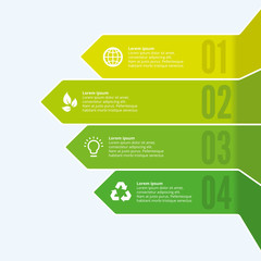 Environmental Arrow Design