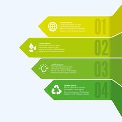 Environmental Arrow Design