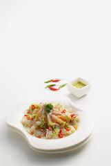 Spicy shrimp salad 3