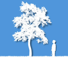 Child Growing an Isolated Tree