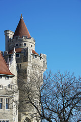 Towers of Casa Loma