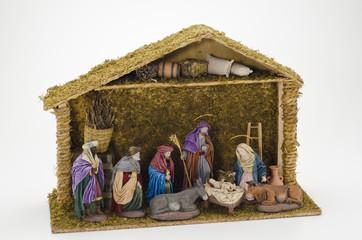 Christmas Nativy Scene