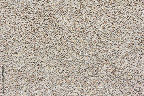 Crushed gravel texture background