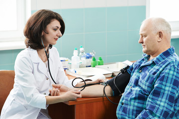 Blood pressure medic test