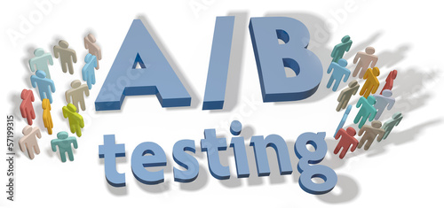 A B Testing marketing experiment