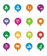 biotechnology map pointer sets