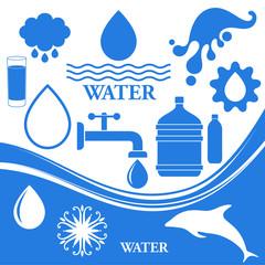 Water. Set