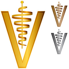 3d Veterinary Icon