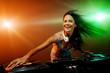 clubbing party dj
