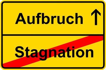 131014-Ortsschild-Aufbruch-Stagnation