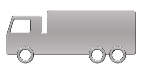 Simbolo camion