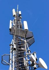 Tour support d'antennes de télécommunication