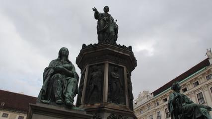 Emperor Franz statue, Vienna