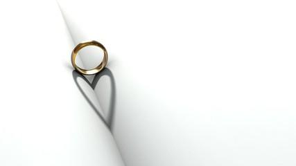 кольцо в книге