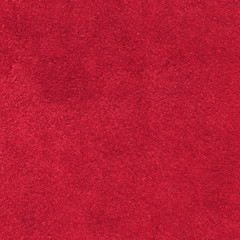 red  leather as background  for your design-works