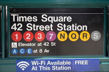 New York - Subway