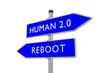 Human 2.0 / Reboot