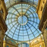 Galleria Vittorio Emanuele, Milan, Italy