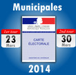 Municipales 2014 : Dates