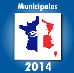 Etiquette : Municipales 2014