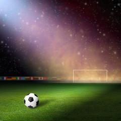 Soccer staduim