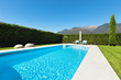 pool, view from the garden - 57228740