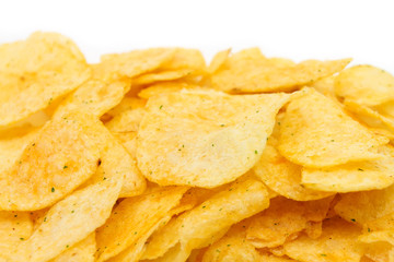 Closeup Chips