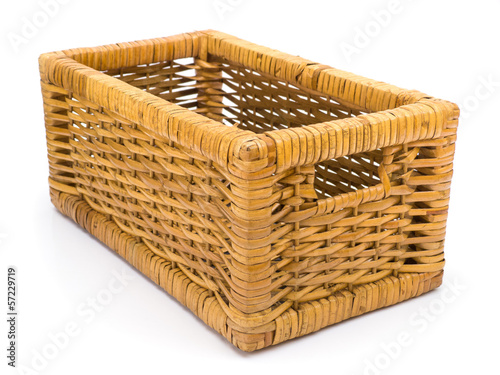 Wicker Basket Drawer