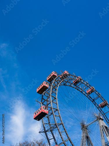 Österreich, Wien, Riesenrad