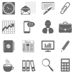 Business - Finance and Office icons