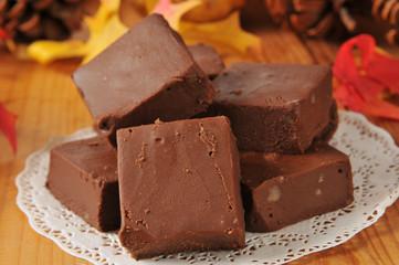 Fudge squares