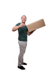 paket lieferant