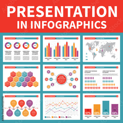 Presentation in Infographics